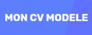 Mon CV Modèle