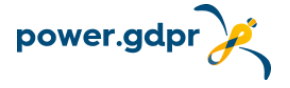 Notos/Power GDPR